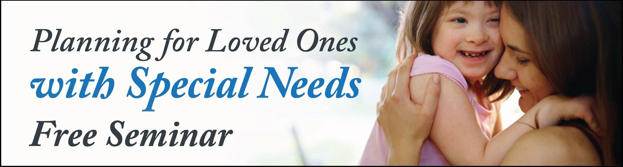 Special Needs Header